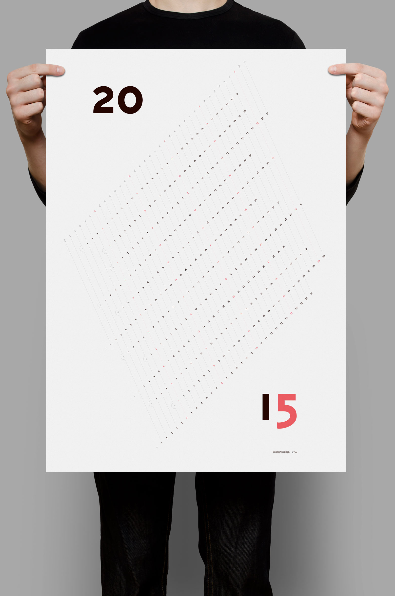 Kalender 2015 Poster