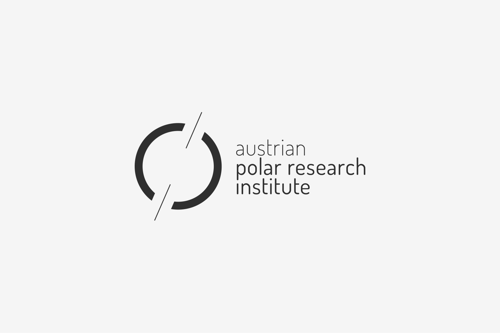 Logo Austrian Polar Research Institute Apri Bw