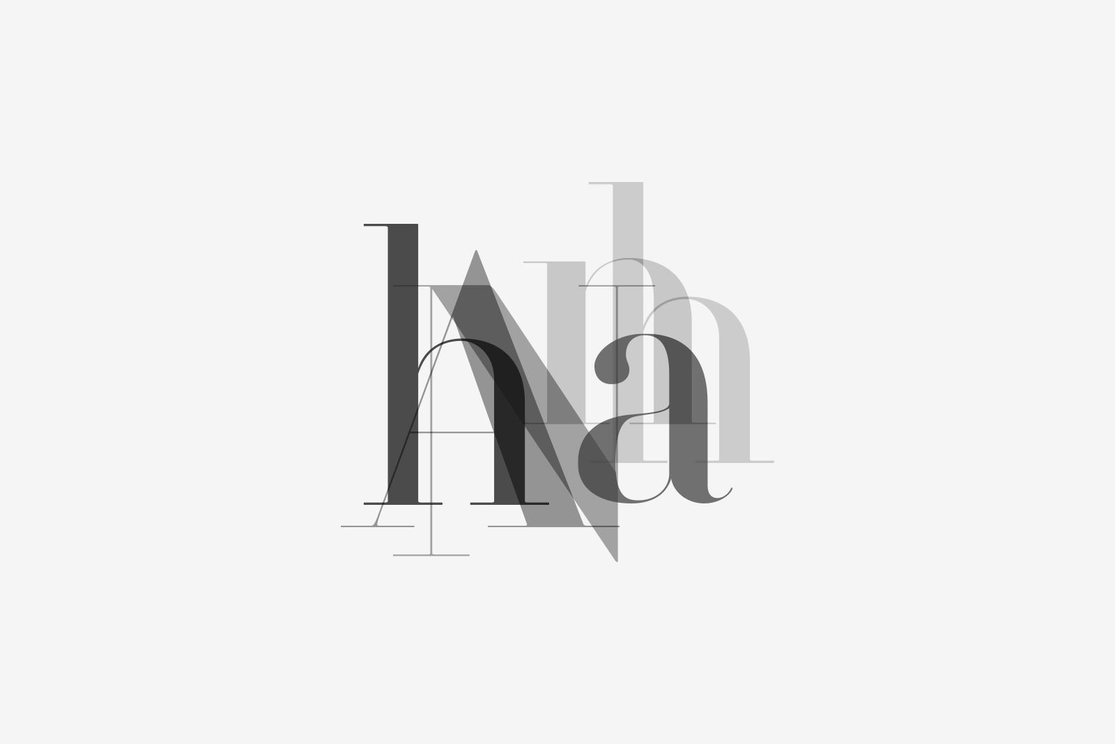 Logo Hannah Bw