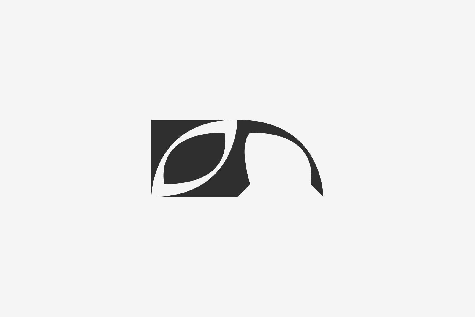 Logo Oscar Niemeyer Bw