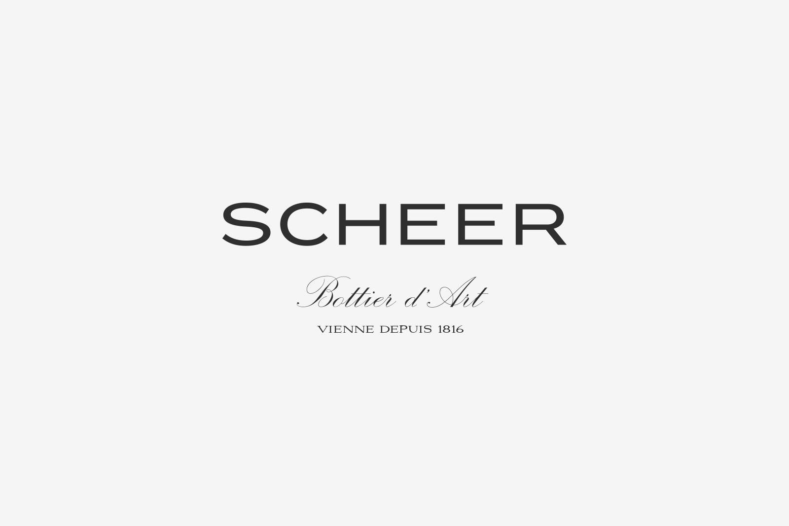 Logo Scheer Bw