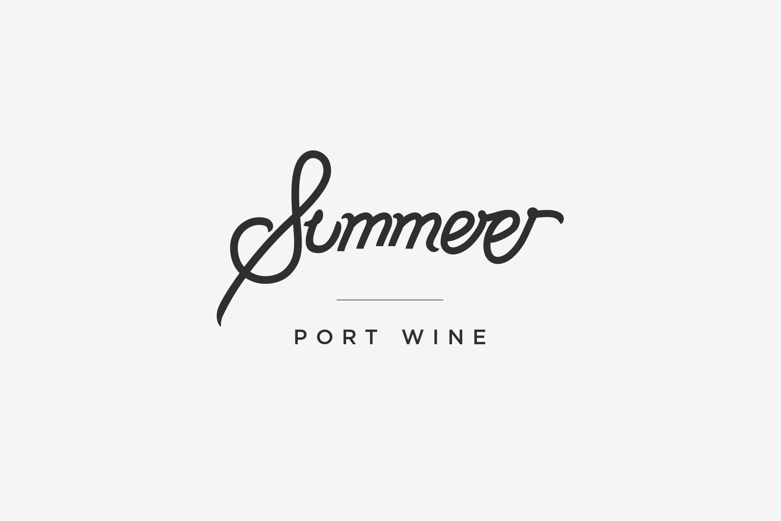 Logo Summerer Port Bw