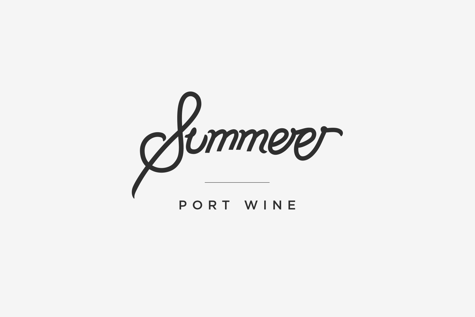 Logo Summerer Port Bw