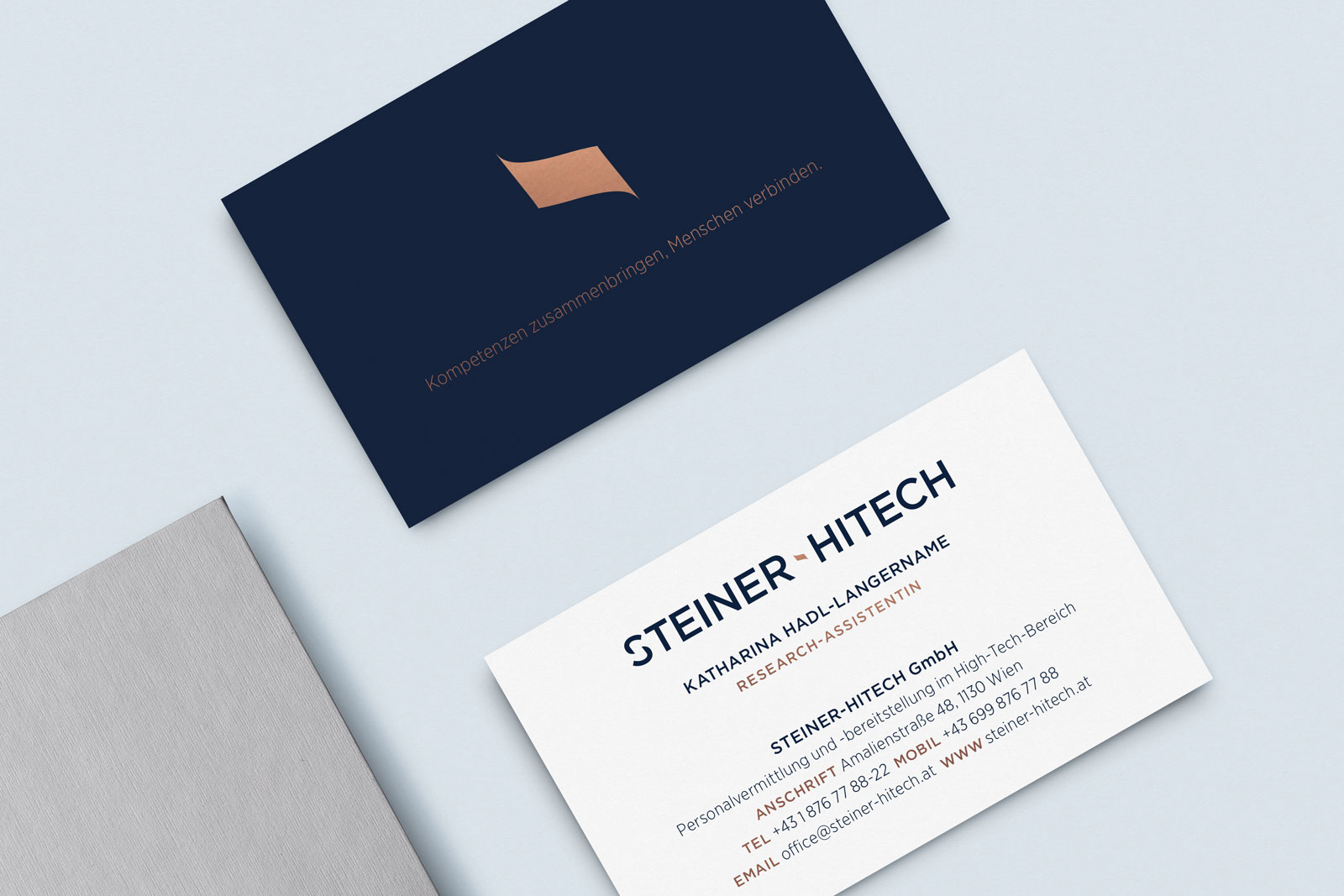 Steiner Hitech Businesscard 1