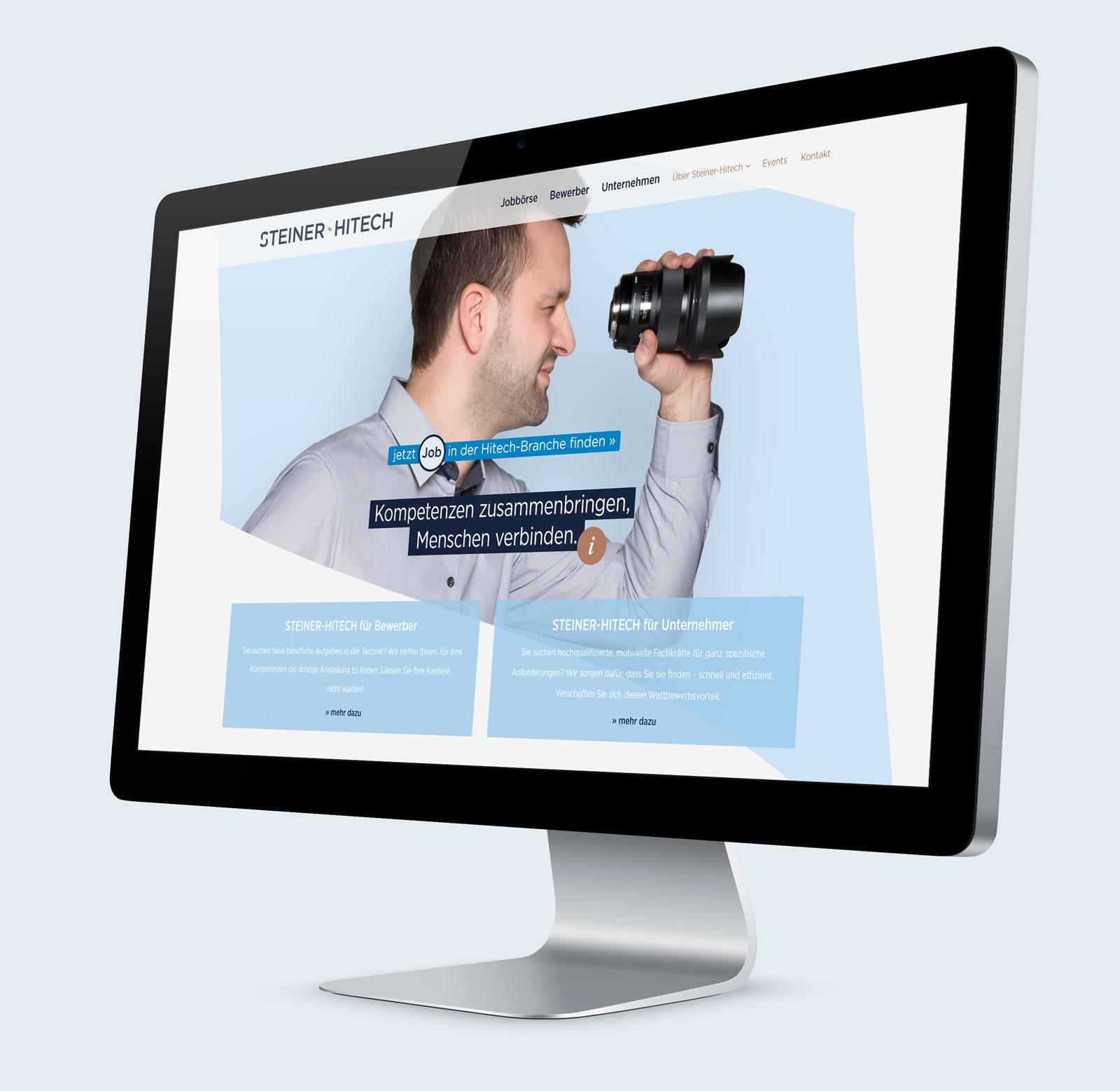 Steiner-Hitech Website Display 01