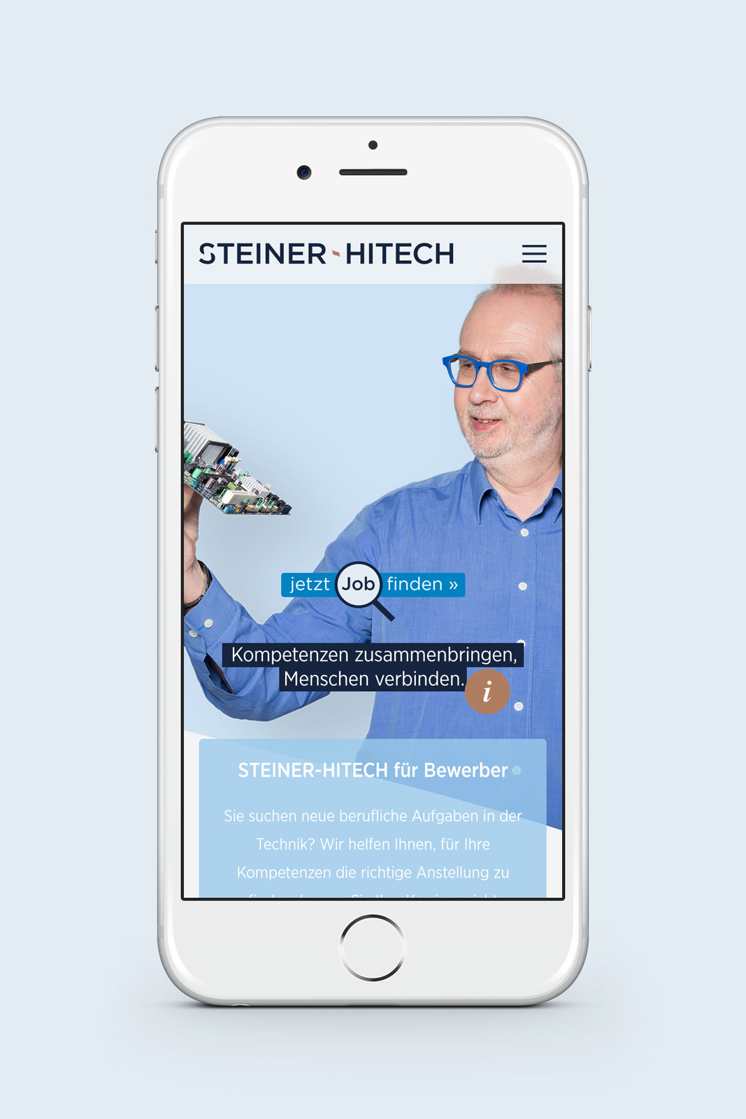 Steiner Hitech I Phone 01