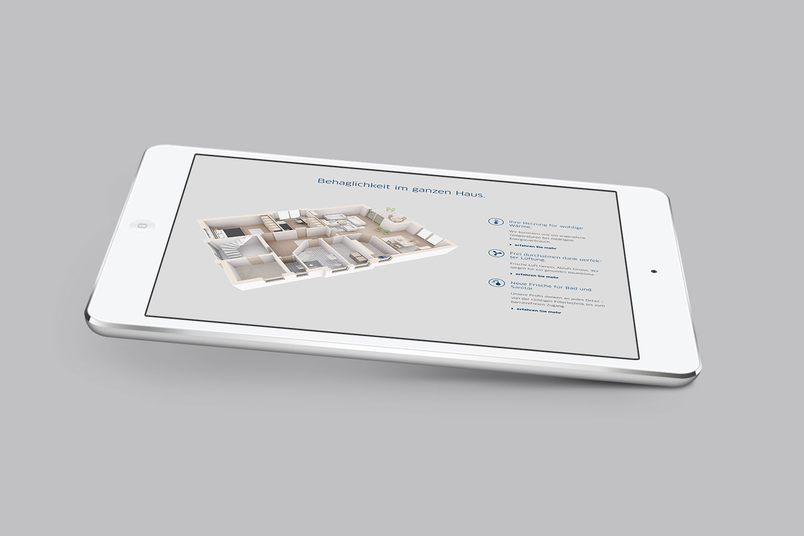 Die Installateure I Pad 01