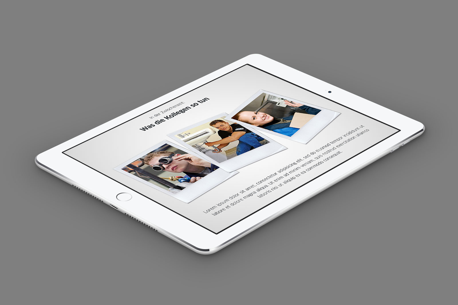 Die Installateure I Pad Perspective 02