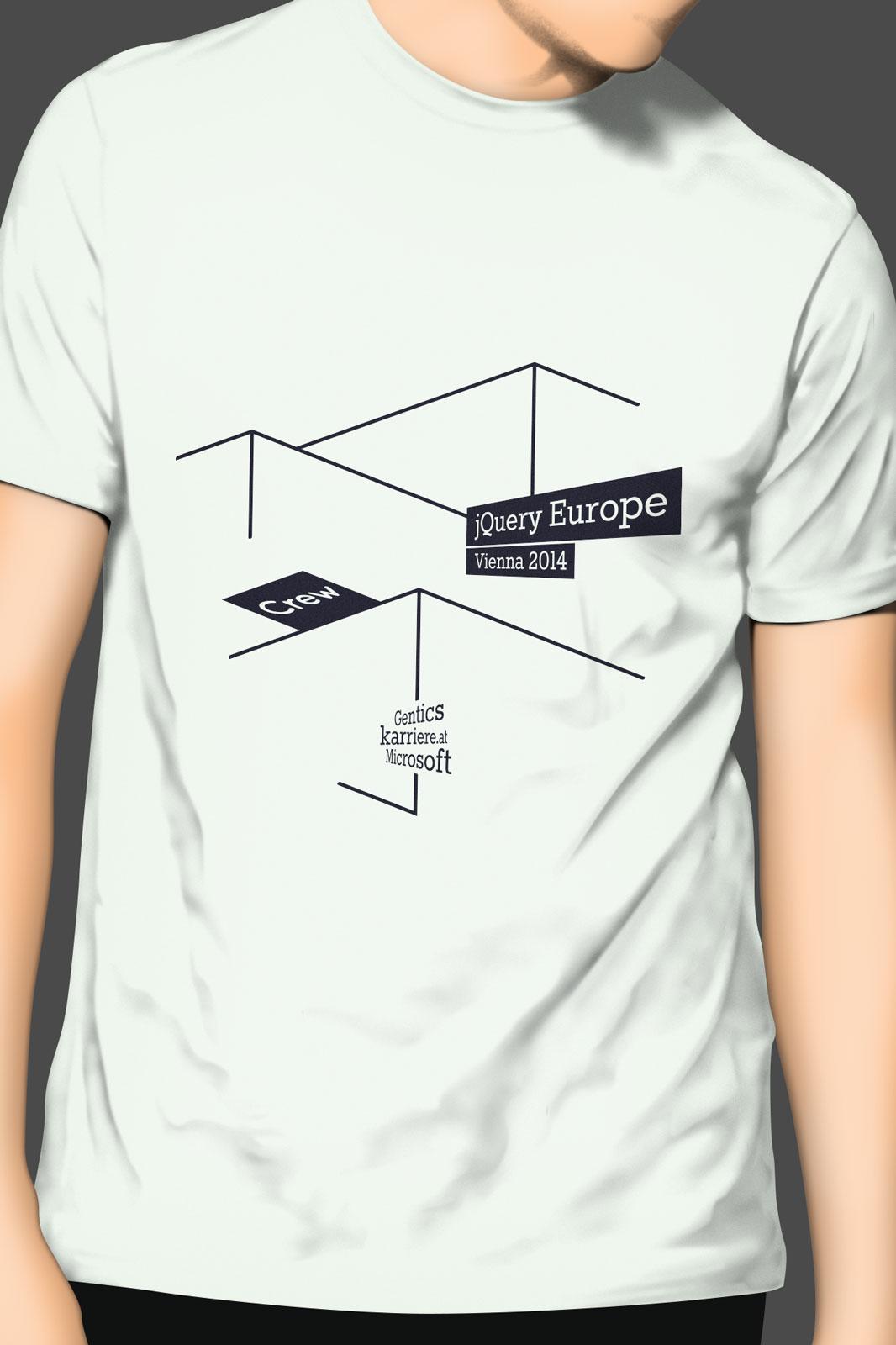 J Query Europe Shirt 1