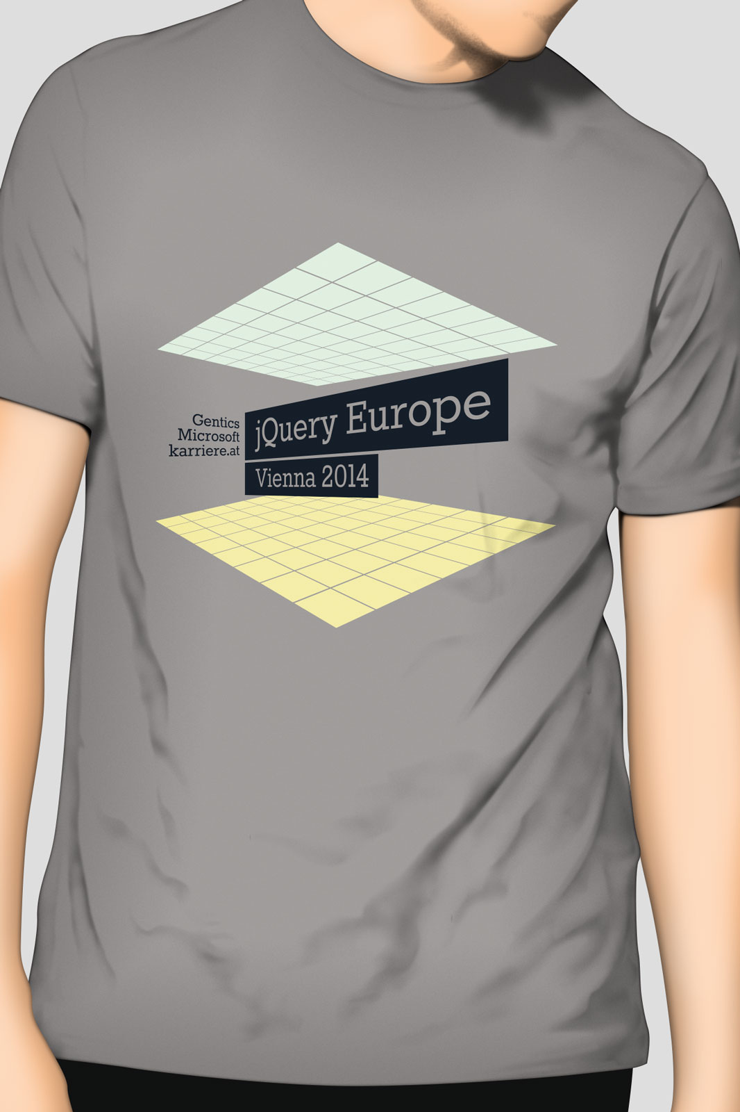 J Query Europe Shirt 2