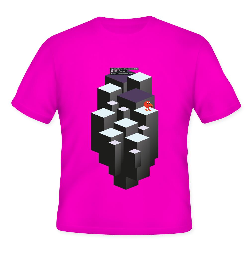 J Query Europe Shirt 3